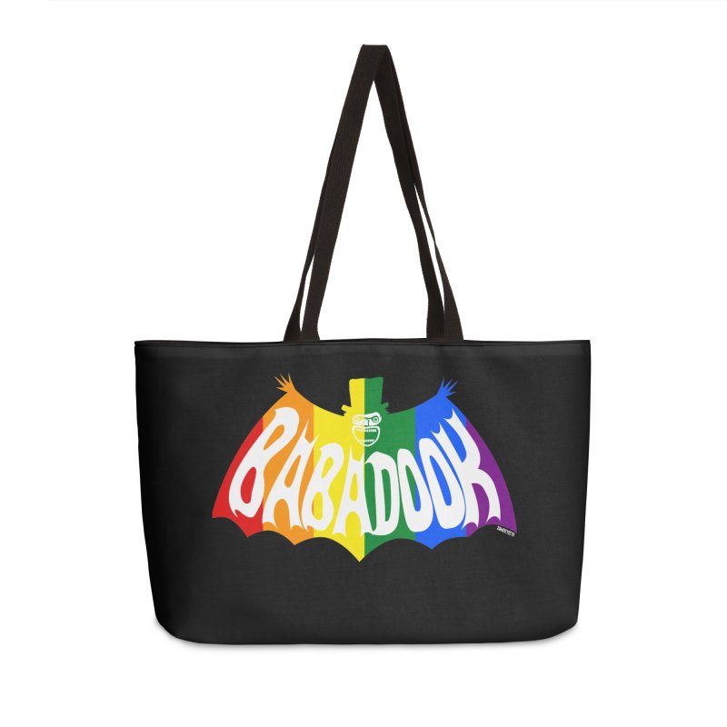 Babadook PRIDE Accessories Bag by ZOMBIETEETH