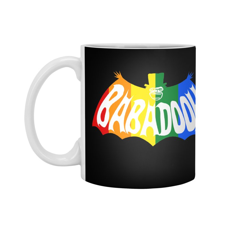 Babadook PRIDE Accessories Mug by ZOMBIETEETH