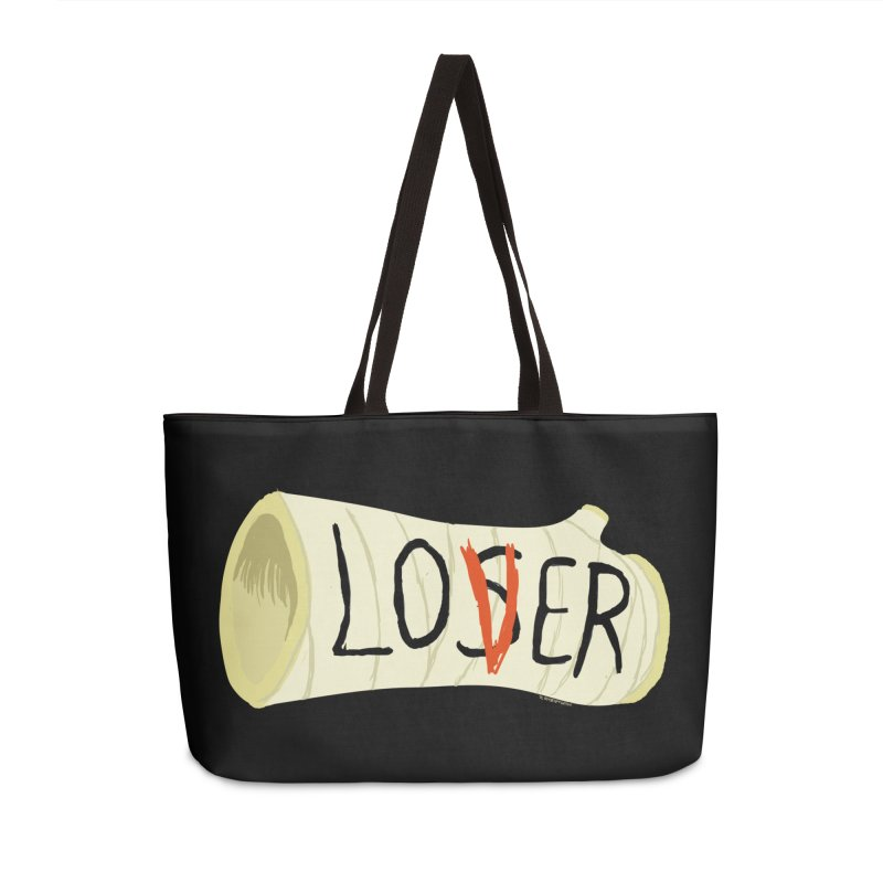 Loser Accessories Bag by ZOMBIETEETH