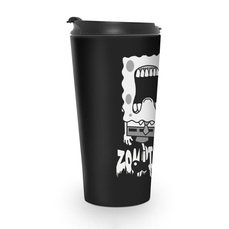 Spongegob Accessories Mug by ZOMBIETEETH