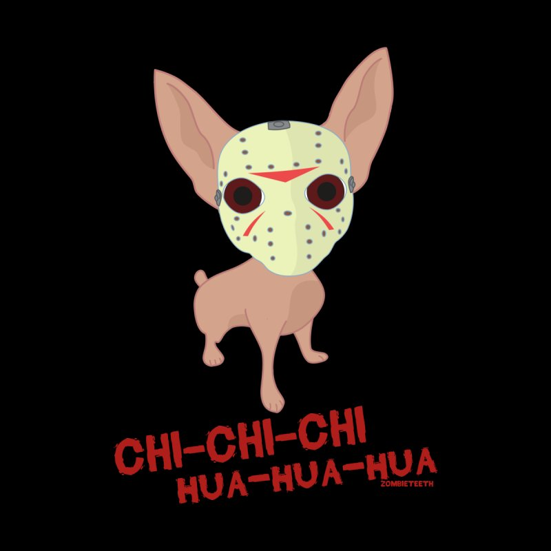 CHI-CHI-CHI HUA-HUA-HUA Accessories Bag by ZOMBIETEETH