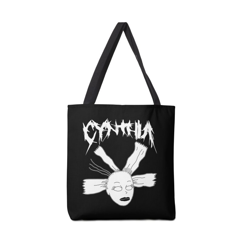 Cynthia Accessories Tote Bag Bag by ZOMBIETEETH
