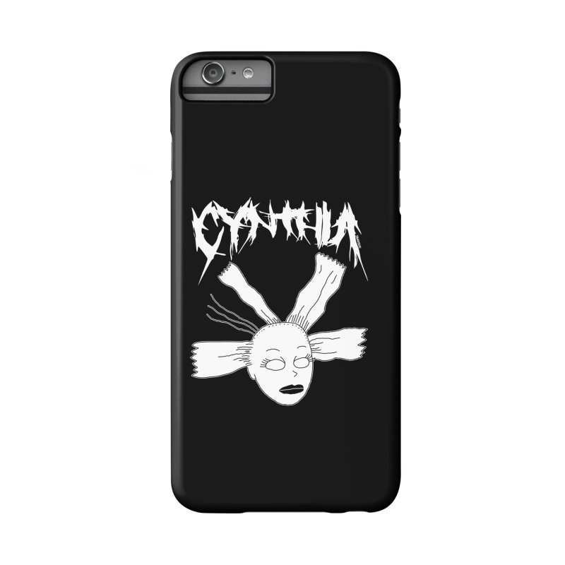Cynthia Accessories Phone Case by ZOMBIETEETH