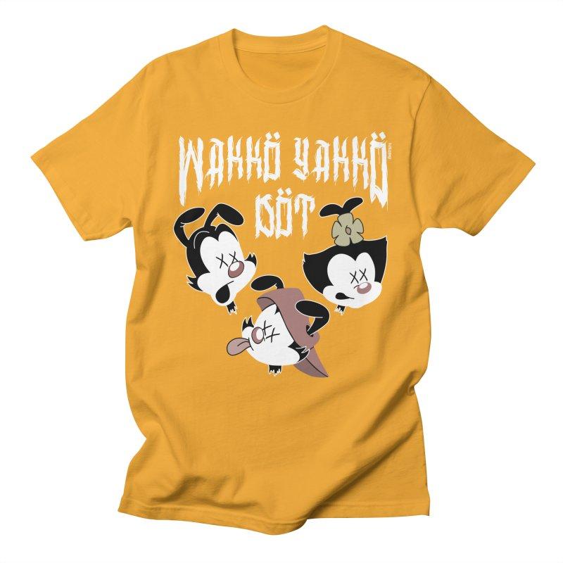 Wakko Yakko Dot Men's T-Shirt by ZOMBIETEETH