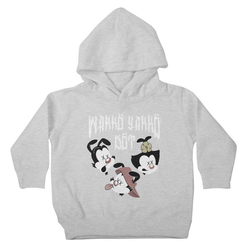 Wakko Yakko Dot Kids Toddler Pullover Hoody by ZOMBIETEETH