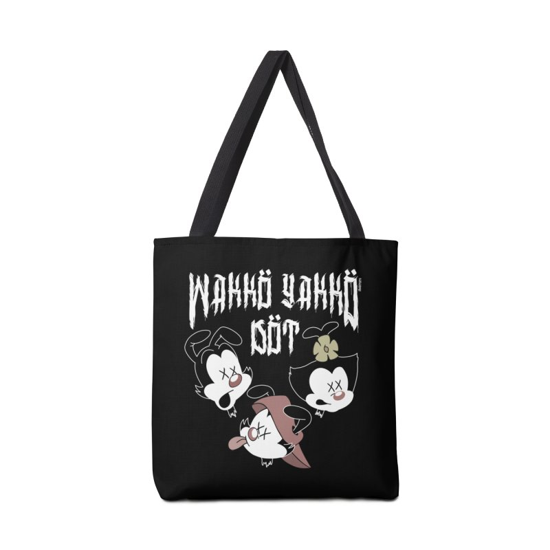 Wakko Yakko Dot Accessories Tote Bag Bag by ZOMBIETEETH