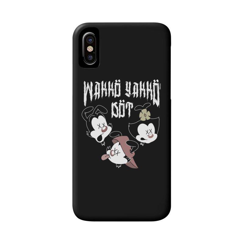 Wakko Yakko Dot Accessories Phone Case by ZOMBIETEETH