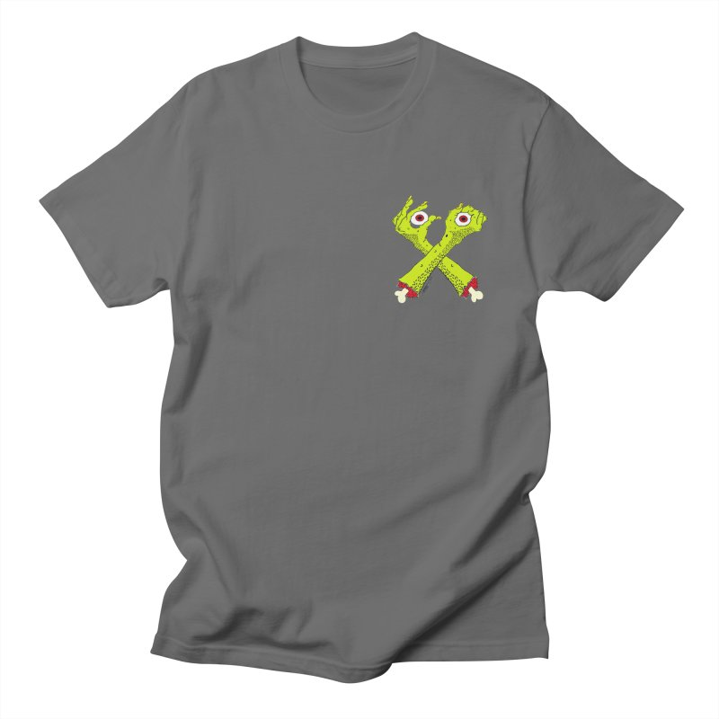 Zombie Arms chest print Women's T-Shirt by ZOMBIETEETH
