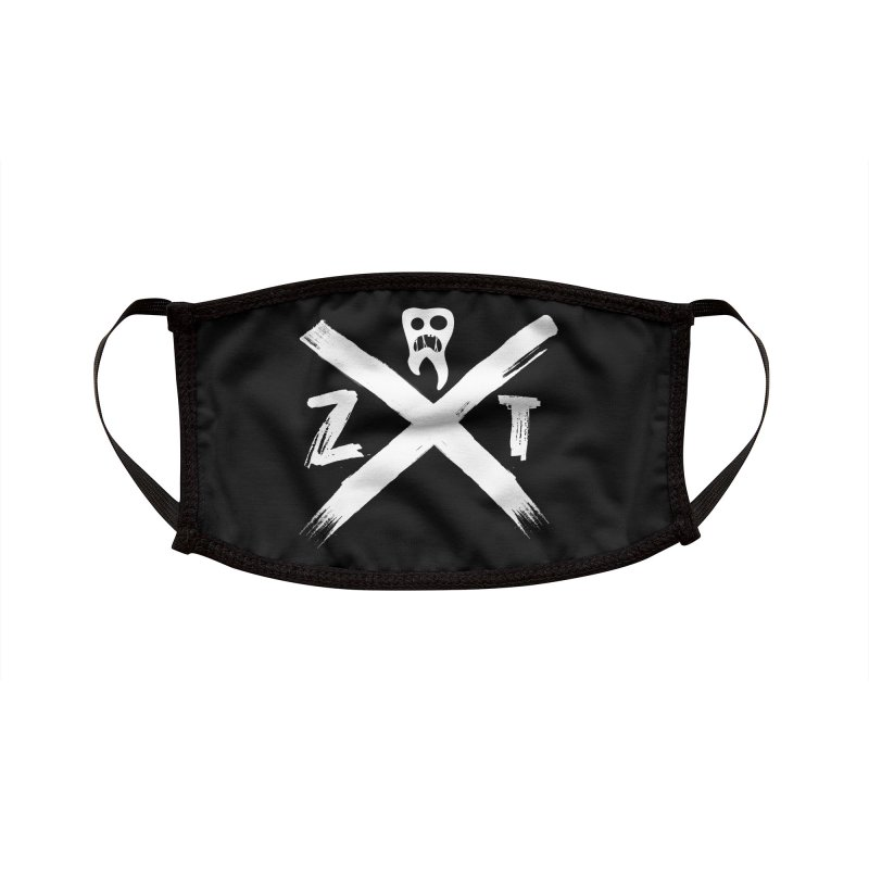 Edge Accessories Face Mask by ZOMBIETEETH