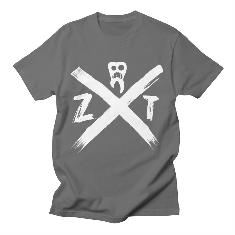 Edge Men's T-Shirt by ZOMBIETEETH