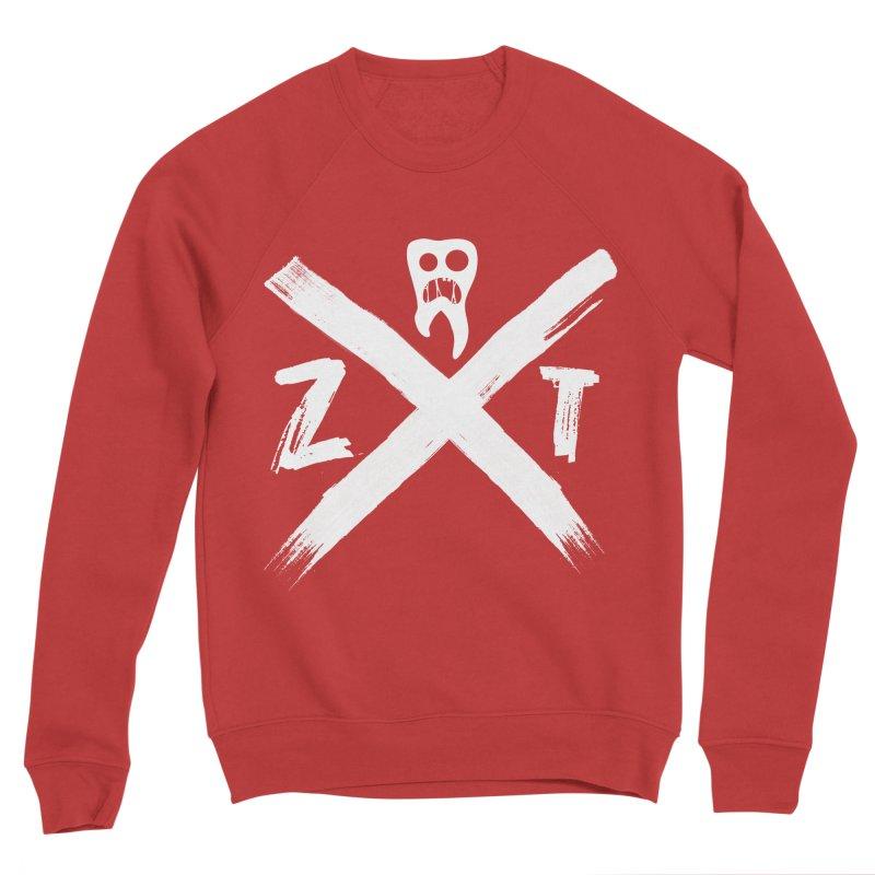 Edge Men's Sponge Fleece Sweatshirt by ZOMBIETEETH