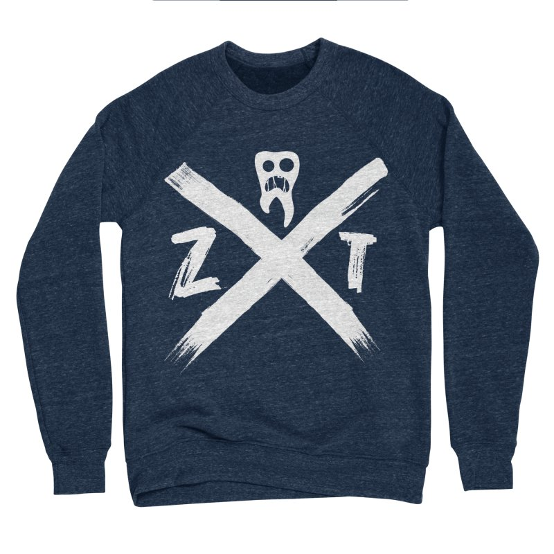 Edge Men's Sponge Fleece Sweatshirt by ZOMBIETEETH