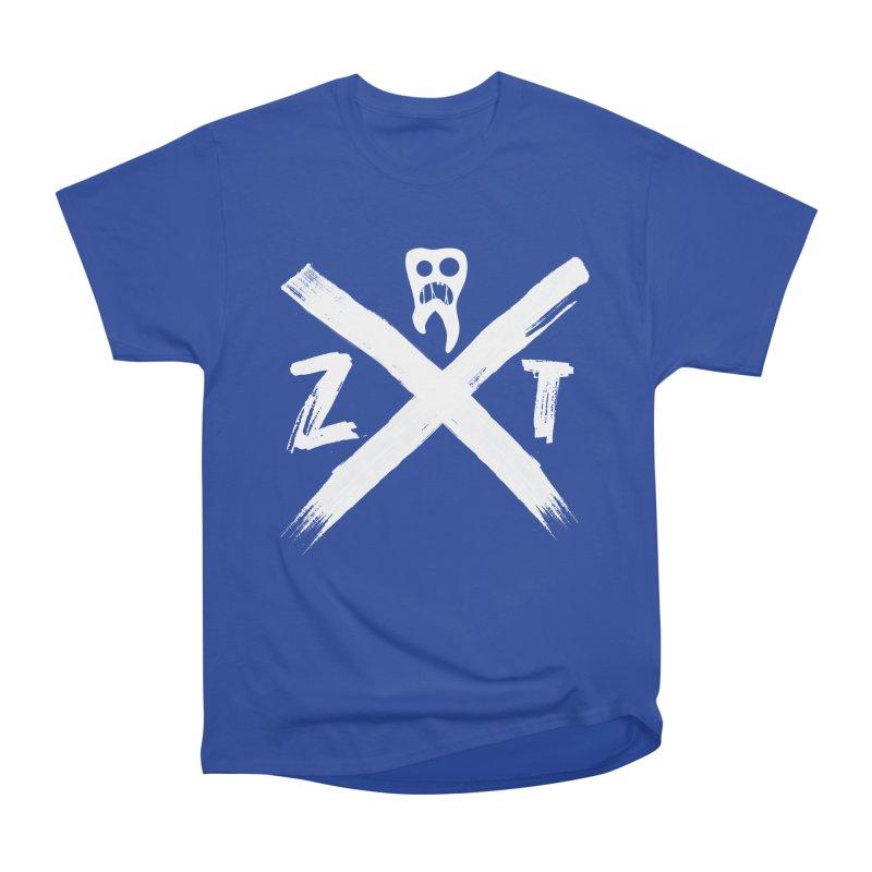 Edge Men's Heavyweight T-Shirt by ZOMBIETEETH