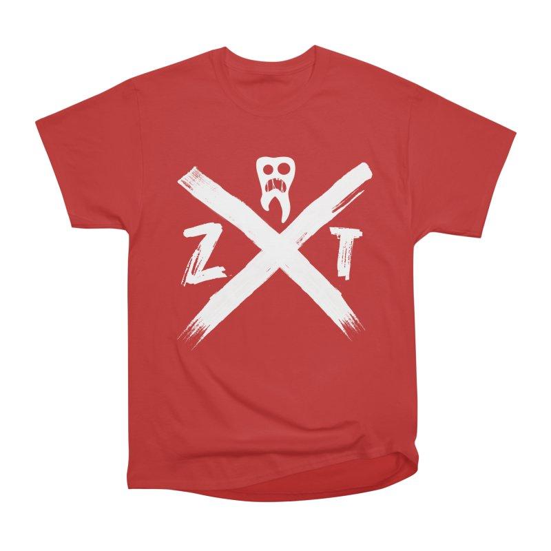 Edge Women's Heavyweight Unisex T-Shirt by ZOMBIETEETH