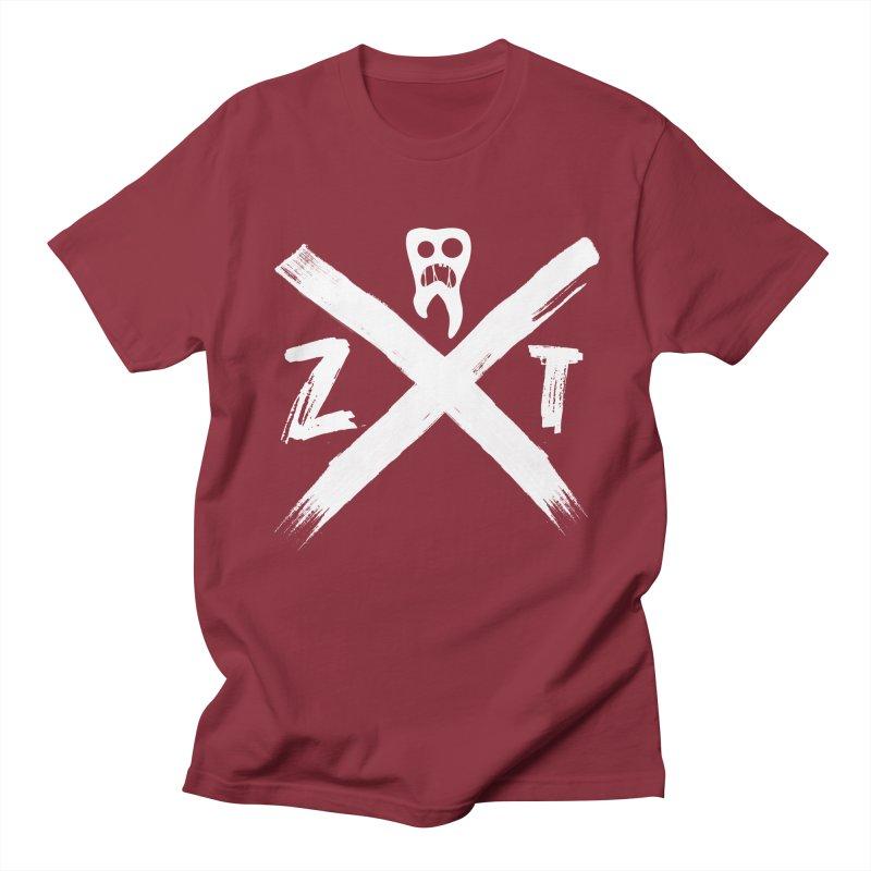 Edge Women's Regular Unisex T-Shirt by ZOMBIETEETH