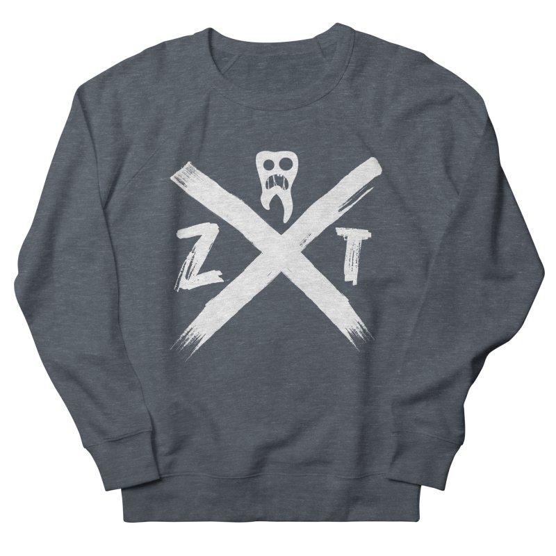 Edge Women's French Terry Sweatshirt by ZOMBIETEETH