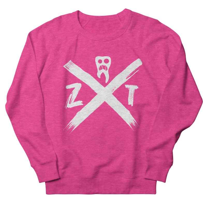 Edge Women's French Terry Sweatshirt by ZOMBIETEETH
