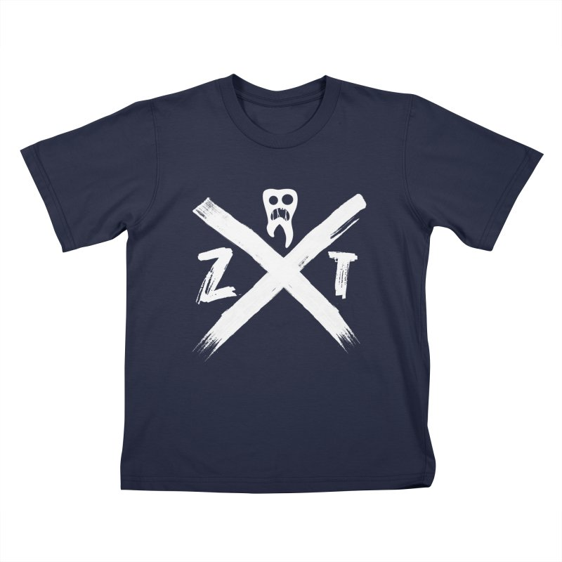 Edge Kids T-Shirt by ZOMBIETEETH