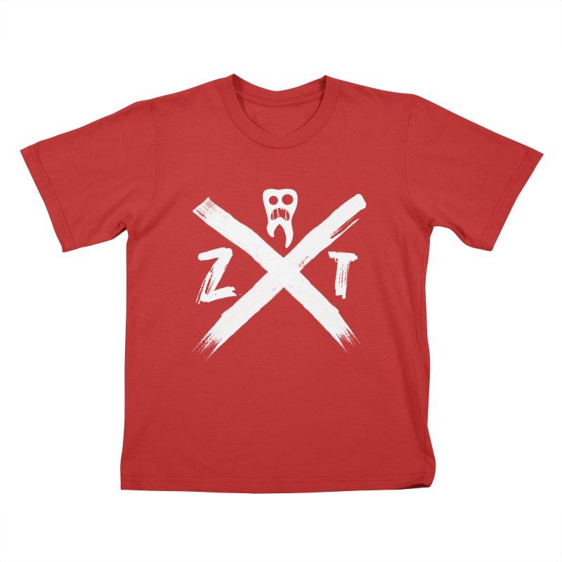 Edge Kids T-Shirt by ZOMBIETEETH