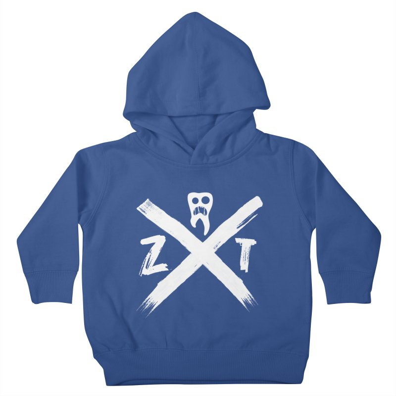 Edge Kids Toddler Pullover Hoody by ZOMBIETEETH