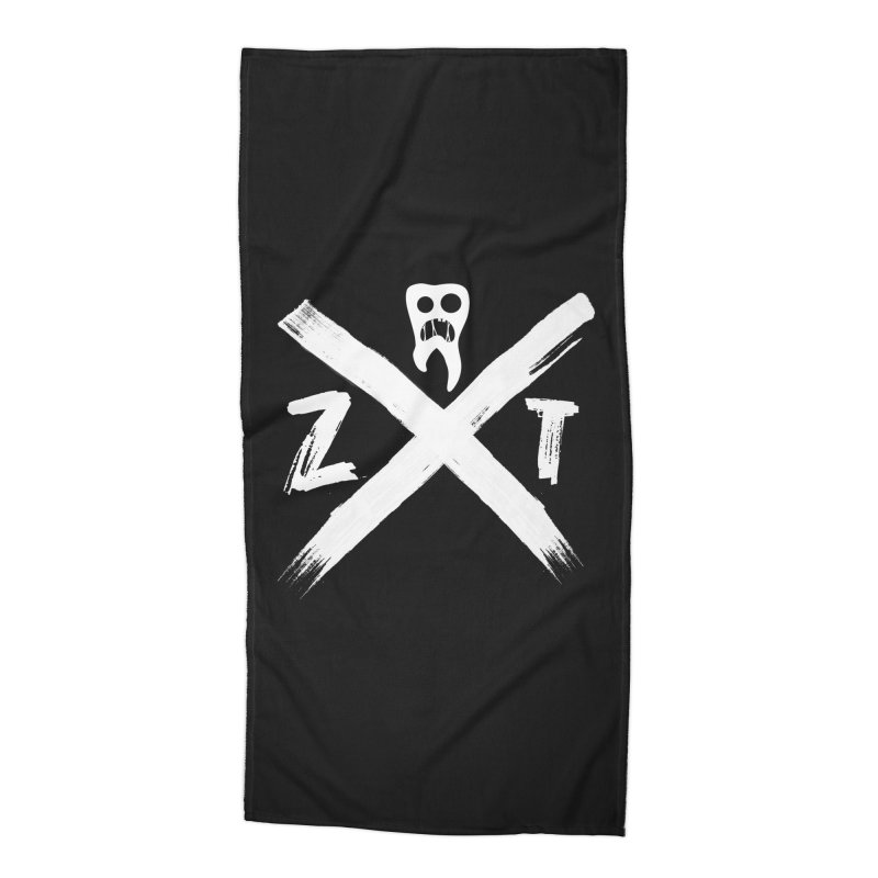 Edge Accessories Beach Towel by ZOMBIETEETH