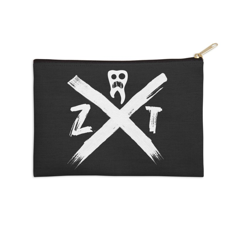 Edge Accessories Zip Pouch by ZOMBIETEETH