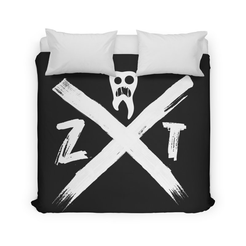Edge Home Duvet by ZOMBIETEETH