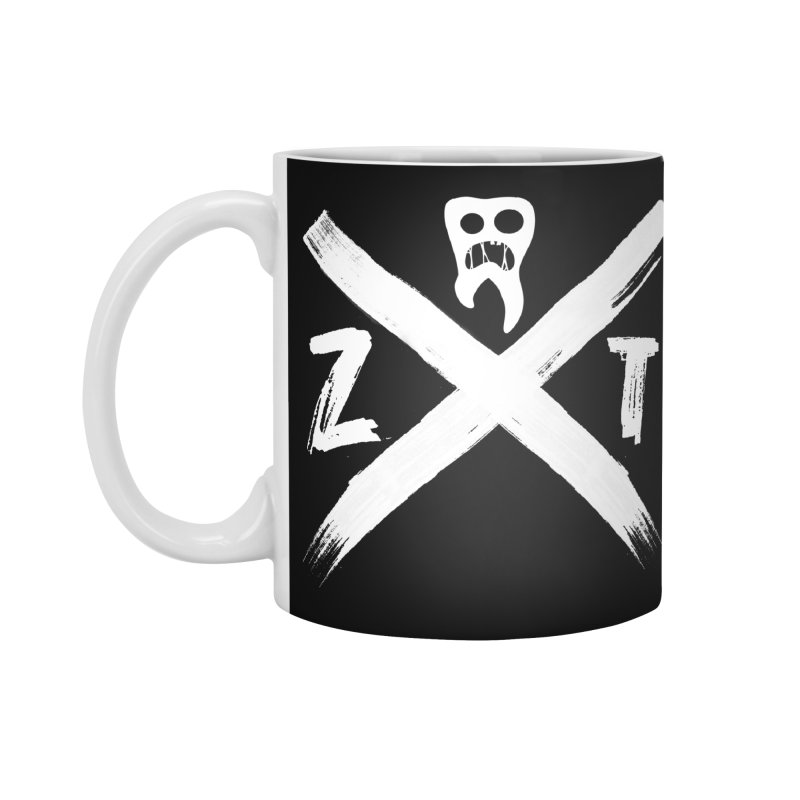 Edge Accessories Standard Mug by ZOMBIETEETH
