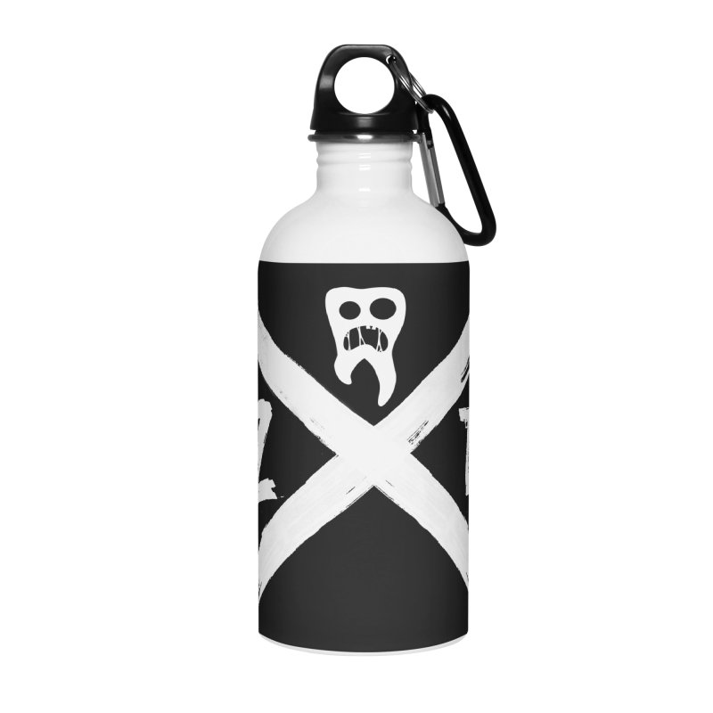 Edge Accessories Water Bottle by ZOMBIETEETH