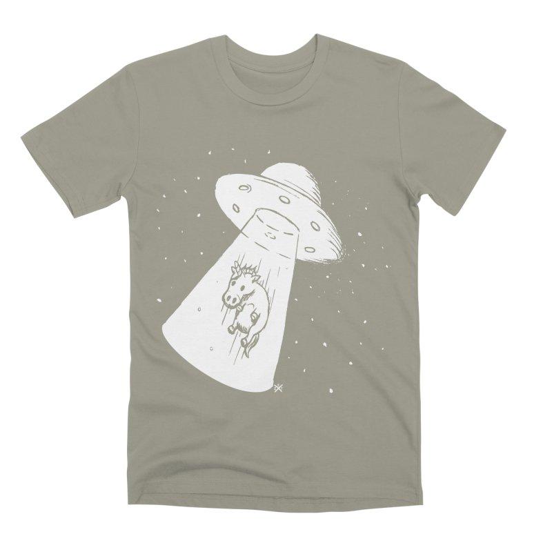 Take me to your Unicorn Men's Premium T-Shirt by ZOMBIETEETH