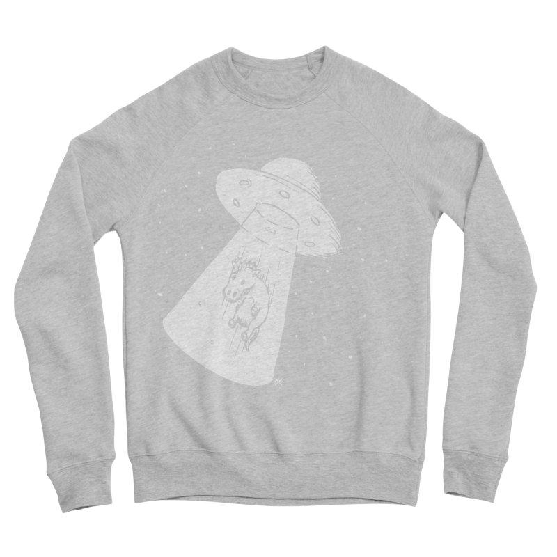 Take me to your Unicorn Women's Sponge Fleece Sweatshirt by ZOMBIETEETH