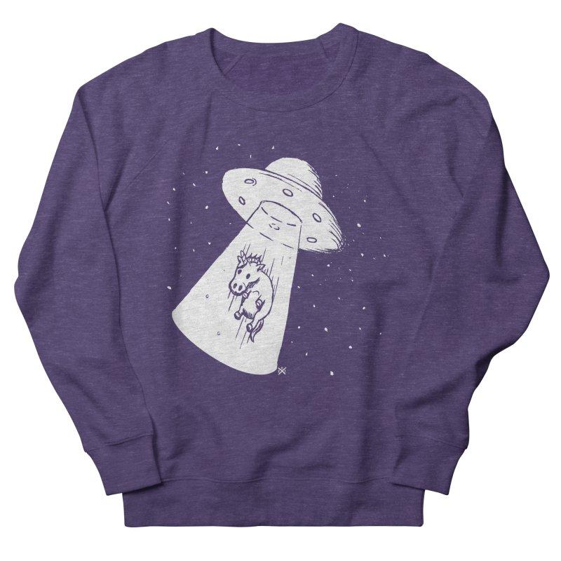 Take me to your Unicorn Men's Sweatshirt by ZOMBIETEETH