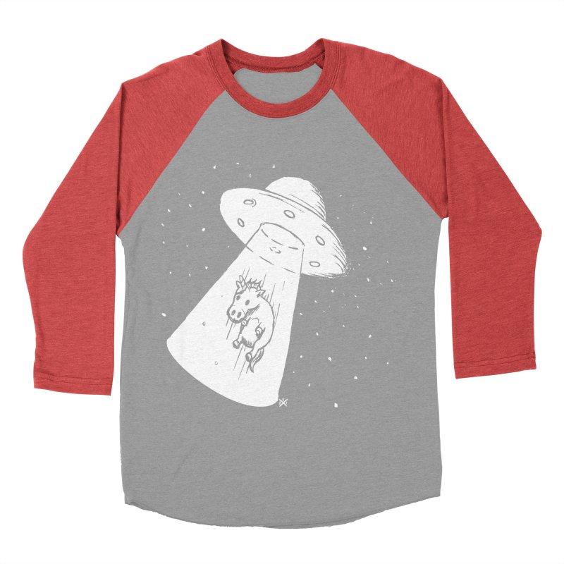 Take me to your Unicorn Women's Baseball Triblend Longsleeve T-Shirt by ZOMBIETEETH