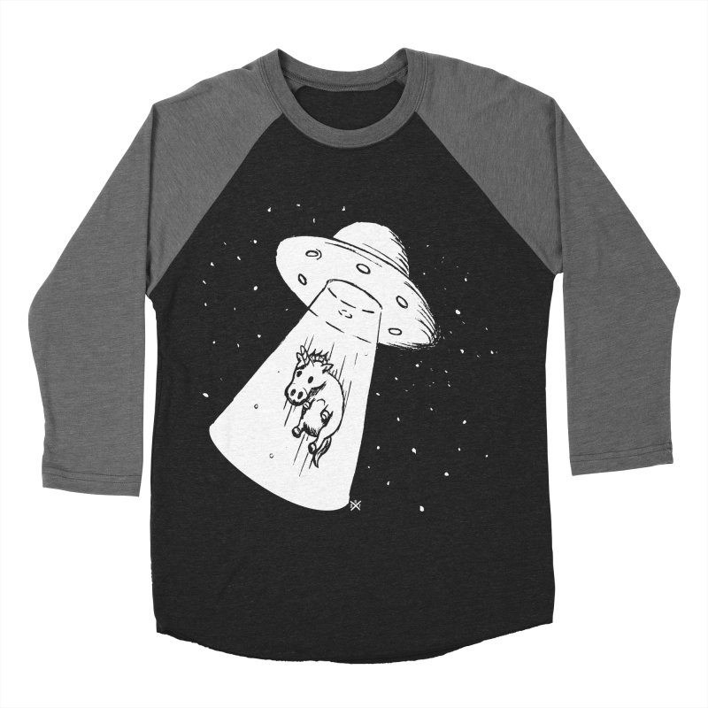 Take me to your Unicorn Women's Baseball Triblend Longsleeve T-Shirt by ZOMBIETEETH