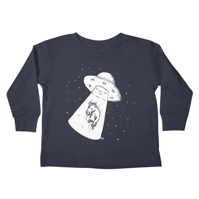 Take me to your Unicorn Kids Toddler Longsleeve T-Shirt by ZOMBIETEETH