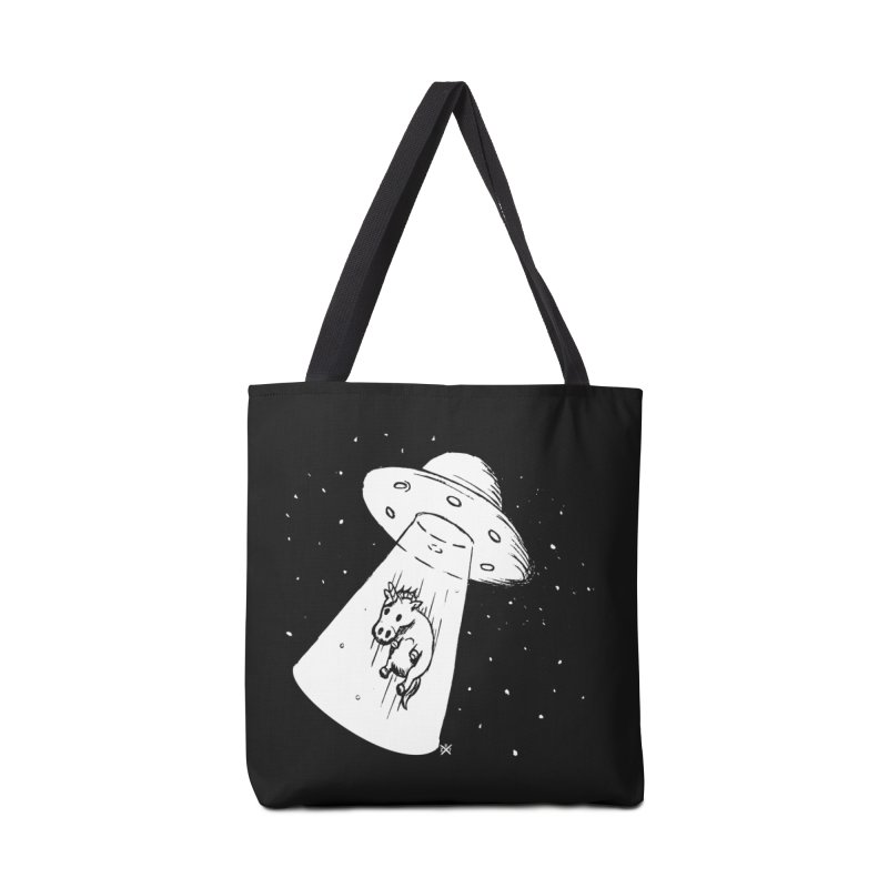 Take me to your Unicorn Accessories Tote Bag Bag by ZOMBIETEETH