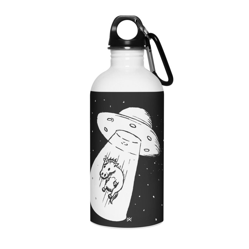 Take me to your Unicorn Accessories Water Bottle by ZOMBIETEETH