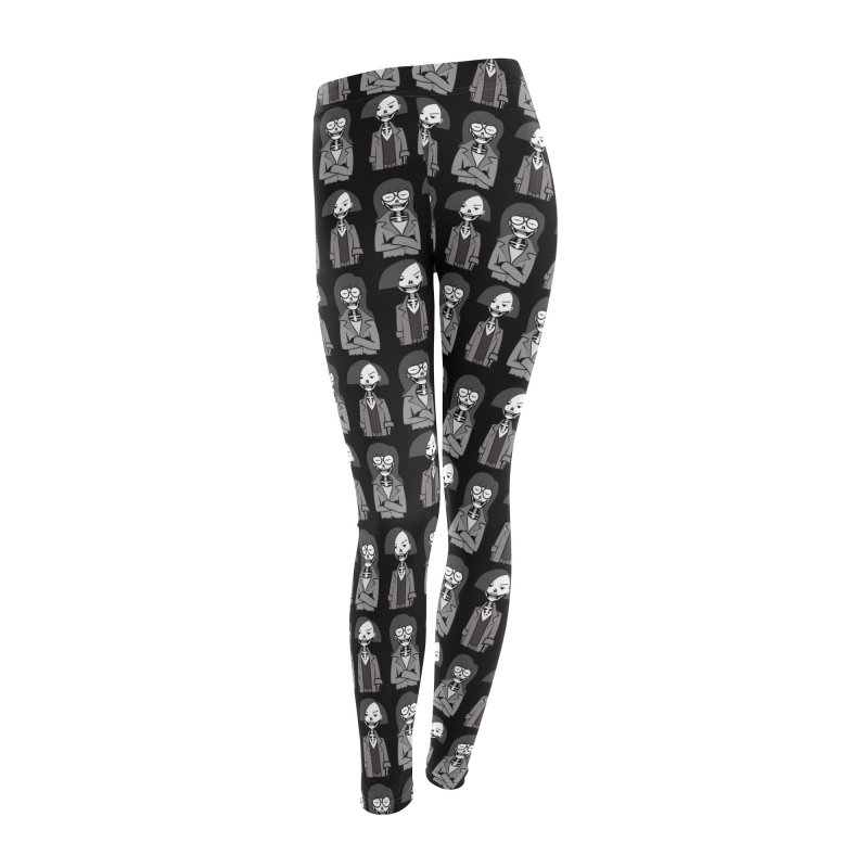 Sick Sad World Women's Leggings Bottoms by ZOMBIETEETH