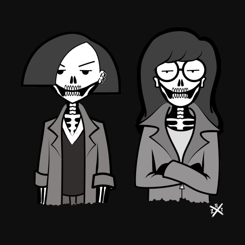 Sick Sad World Women's T-Shirt by ZOMBIETEETH