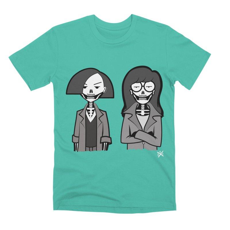 Sick Sad World Men's T-Shirt by ZOMBIETEETH