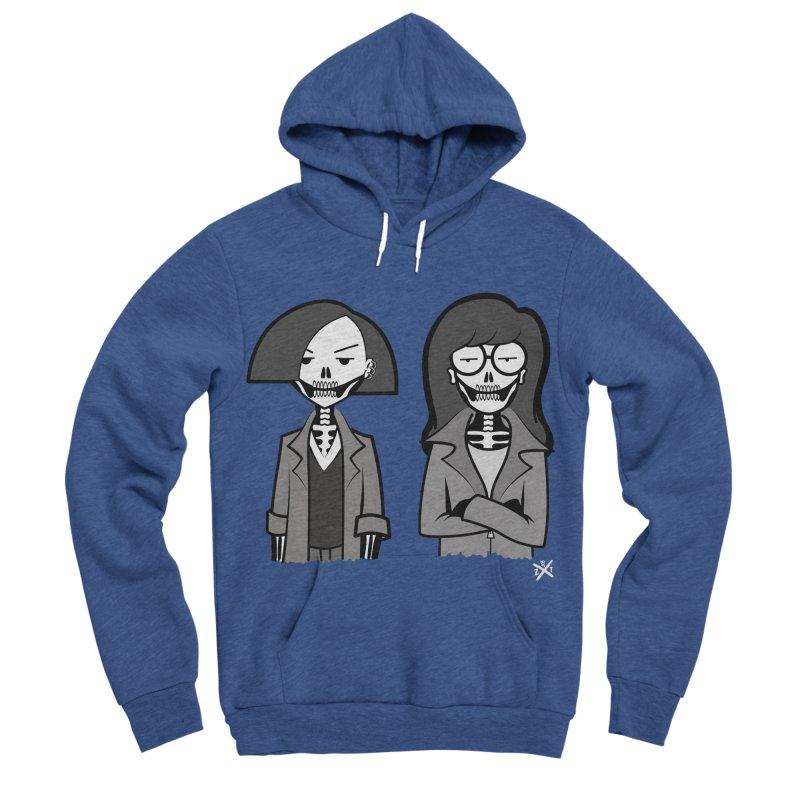 Sick Sad World Men's Sponge Fleece Pullover Hoody by ZOMBIETEETH