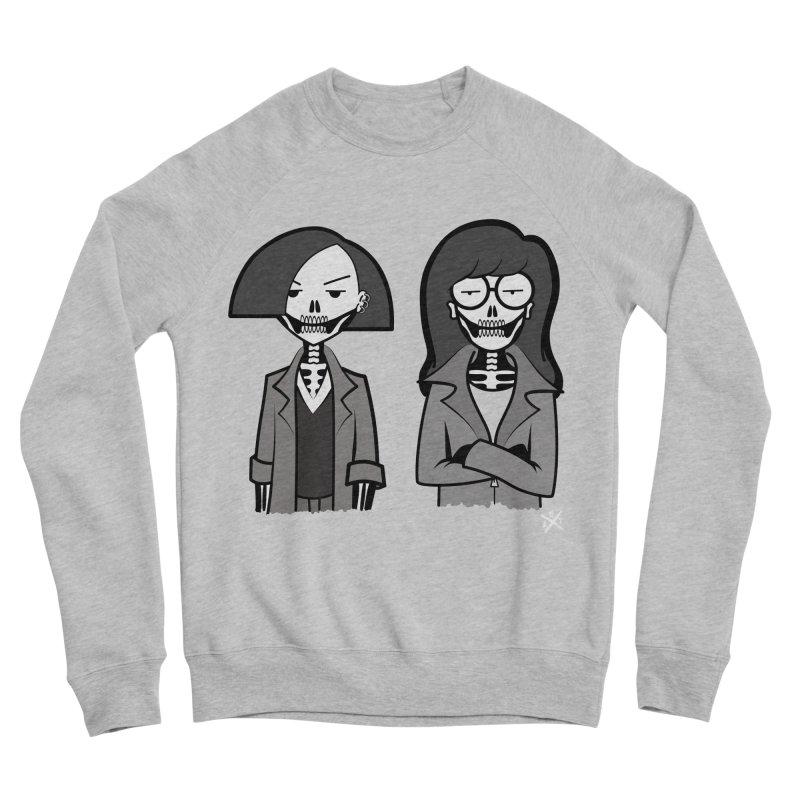 Sick Sad World Men's Sponge Fleece Sweatshirt by ZOMBIETEETH