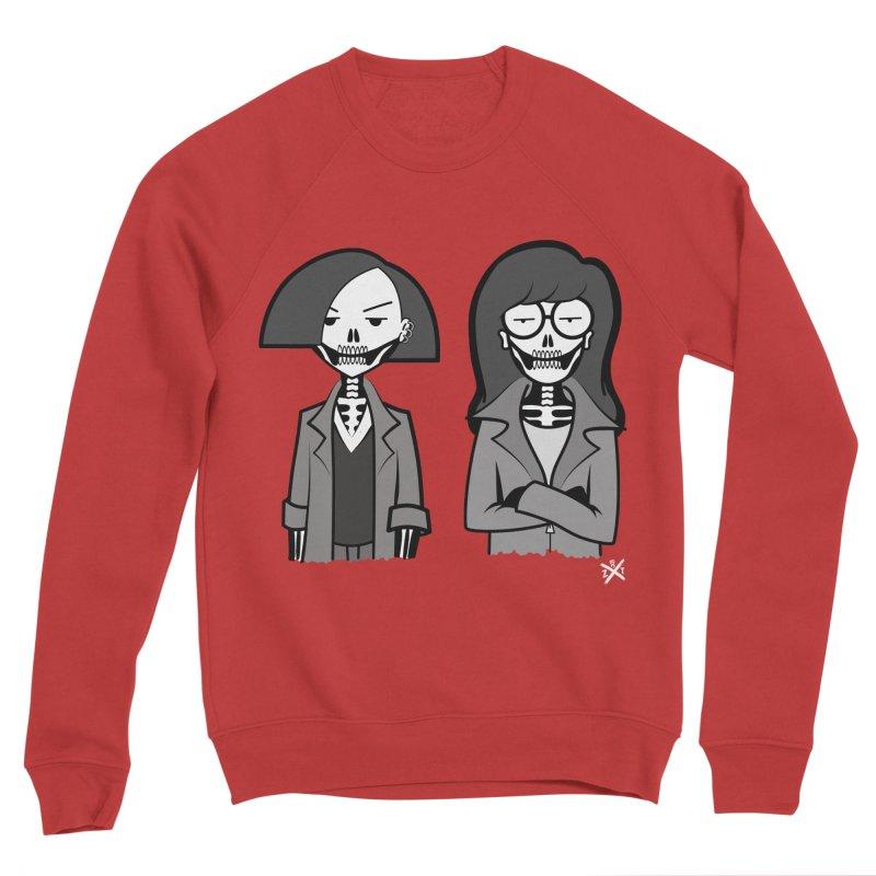Sick Sad World Women's Sponge Fleece Sweatshirt by ZOMBIETEETH