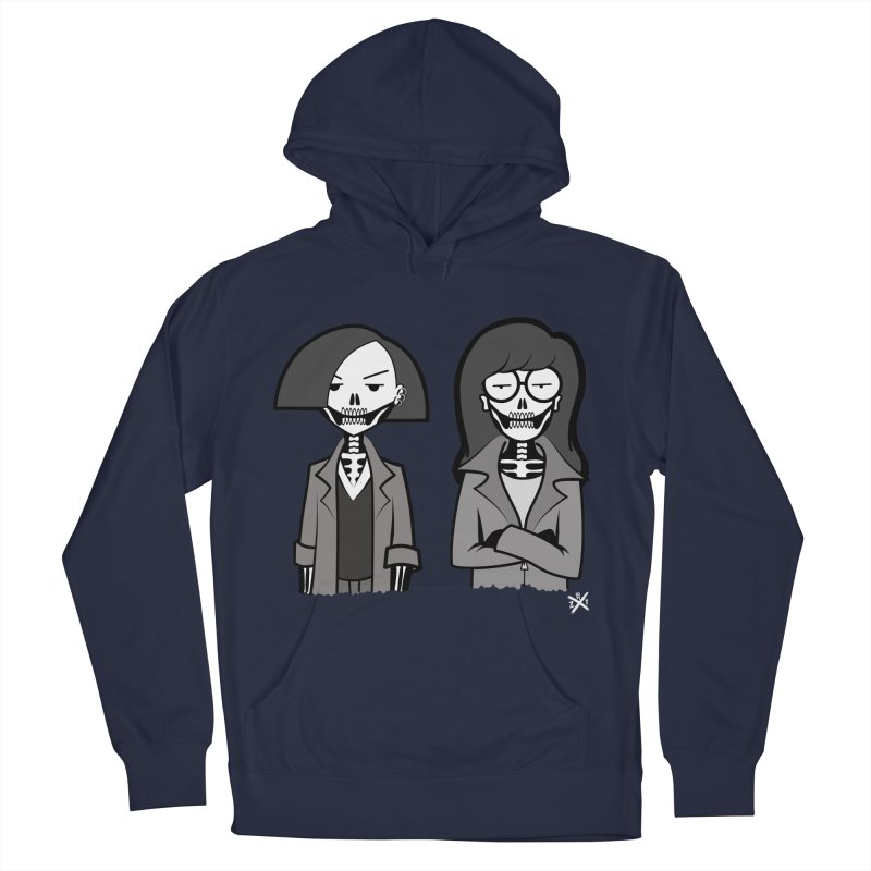 Sick Sad World Women's French Terry Pullover Hoody by ZOMBIETEETH