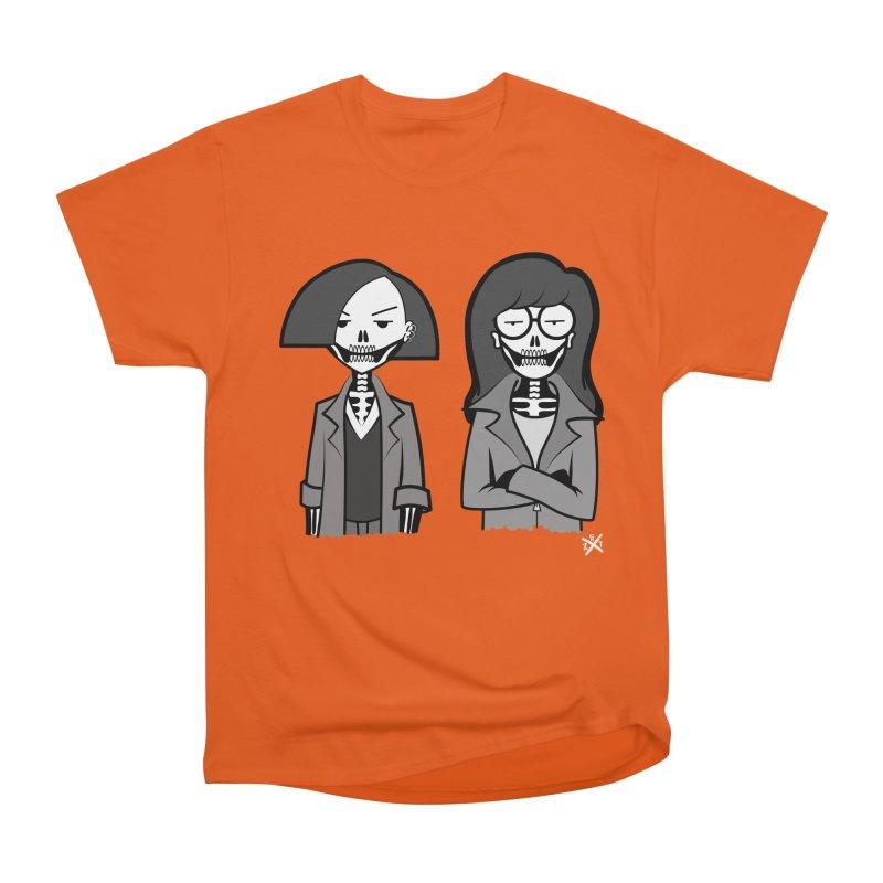 Sick Sad World Men's Heavyweight T-Shirt by ZOMBIETEETH