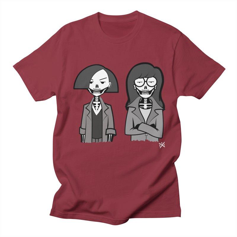 Sick Sad World Men's Regular T-Shirt by ZOMBIETEETH