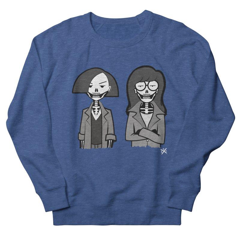 Sick Sad World Women's French Terry Sweatshirt by ZOMBIETEETH
