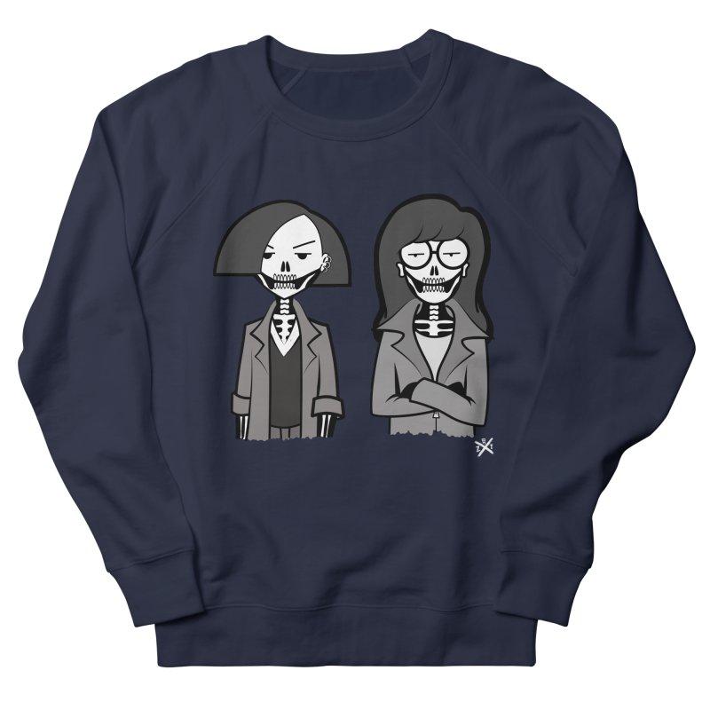 Sick Sad World Men's French Terry Sweatshirt by ZOMBIETEETH