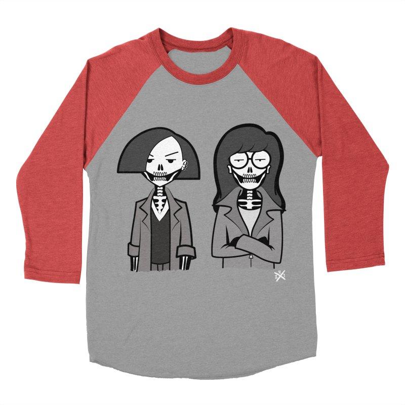 Sick Sad World Men's Baseball Triblend Longsleeve T-Shirt by ZOMBIETEETH