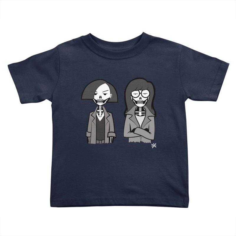 Sick Sad World Kids Toddler T-Shirt by ZOMBIETEETH